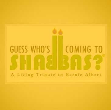 Guess Who's Coming To Shabbas?